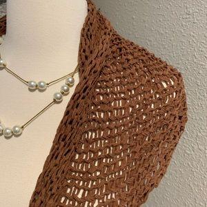 Beautiful Open Weave cardigan by Anthropologie